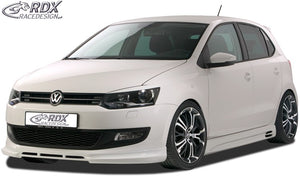LK Performance RDX Front Spoiler VW Polo 6R