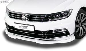LK Performance front spoiler VARIO-X VW Passat 3G B8 R-Line front lip front attachment