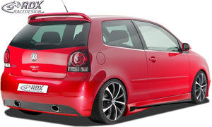 "LK Performance RDX Rear bumper VW Polo 9N3 ""GTI-Five"""