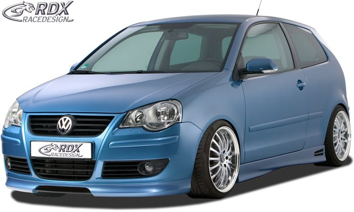 LK Performance RDX Front Spoiler VW Polo 9N3