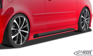 "LK Performance RDX Sideskirts VW Polo 9N3 ""GT-Race"""