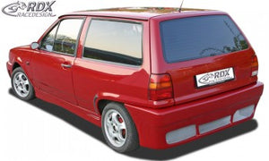 "LK Performance rear bumper VW Polo 3 / 86c2f hatchback / station wagon ""GT4"" rear apron rear - LK Auto Factors"
