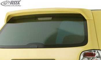 LK Performance rear rear spoiler VW Polo 6N - LK Auto Factors