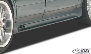 "LK Performance Sideskirts AUDI 100-C4 ""GT-Race"" - LK Auto Factors"