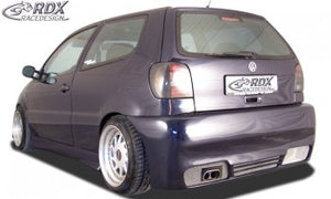 "LK Performancerear bumper VW Polo 6N with concentration camp ""GT-Race"" rear apron rear - LK Auto Factors"