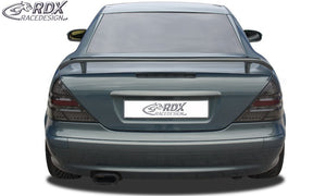 LK Performance RDX rear spoiler MERCEDES SLK R170 - LK Auto Factors