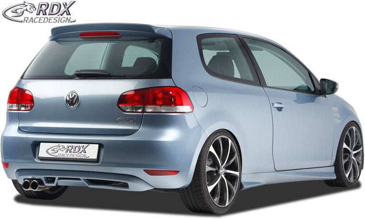 LK Performance RDX Roof Spoiler VW Golf 6 (small version)