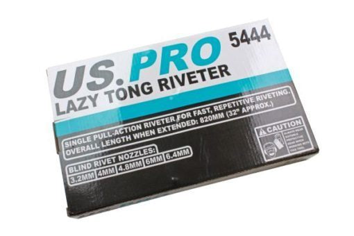 US PRO LAZY TONG RIVETER - LK Auto Factors
