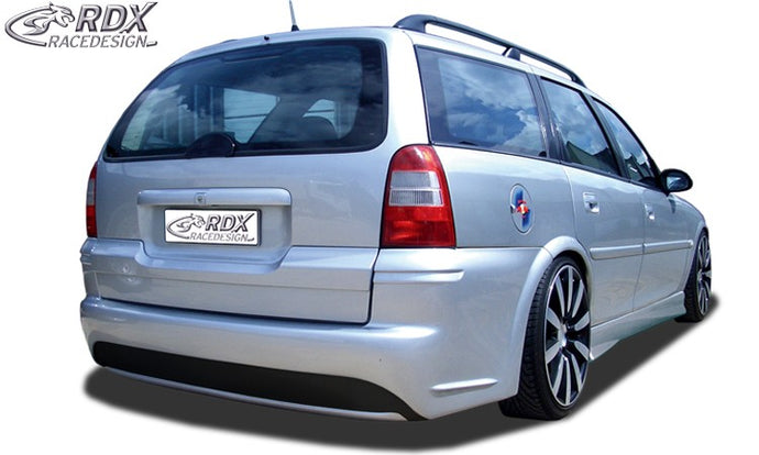 LK Performance RDX Rear bumper OPEL Vectra B Caravan