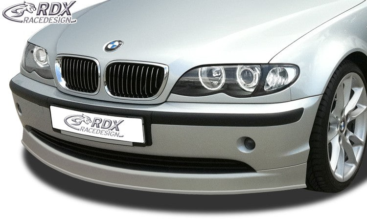 LK Performance RDX Front Spoiler BMW 3-series E46 Facelift 2002+ - LK Auto Factors