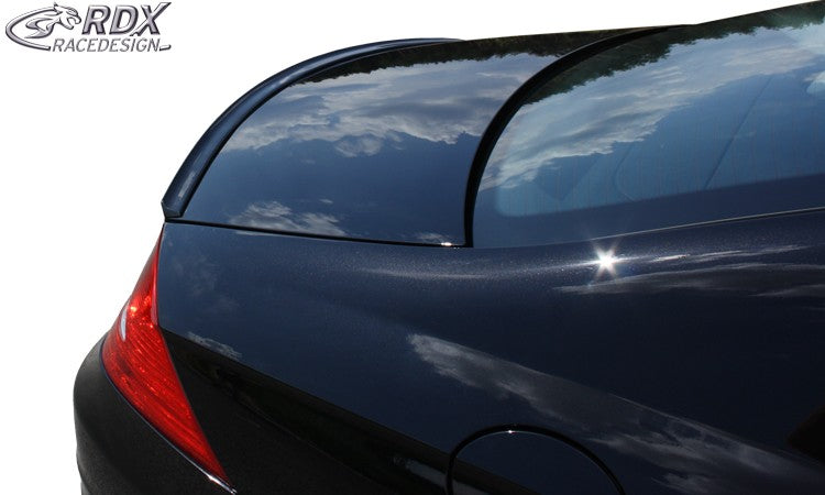 LK Performance RDX Trunk lid spoiler Mercedes CLS-Class C219 - LK Auto Factors