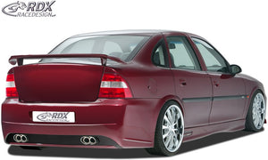 "LK Performance RDX Rear bumper OPEL Vectra B with numberplate ""NewStyle"" - LK Auto Factors"