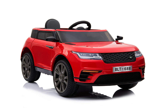 12V KIDS RANGE ROVER SPORT STYLE ELECTRIC RIDE ON (Red) - LK Auto Factors