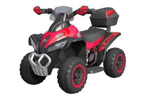 6V Mini Quad Bike Red