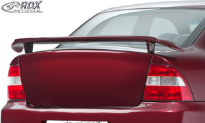 "LK Performance RDX rear spoiler OPEL Vectra B ""GT-Race"" - LK Auto Factors"