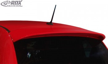 LK Performance rear spoiler Fiat 500 roof spoiler - LK Auto Factors