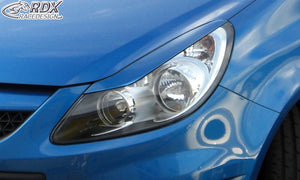 LK Performance RDX Headlight covers OPEL Corsa D - LK Auto Factors
