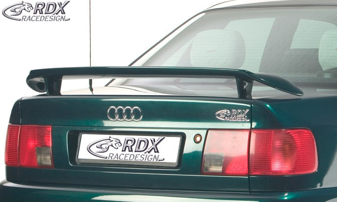 LK Performance rear spoiler AUDI 100-C4 sedan - LK Auto Factors