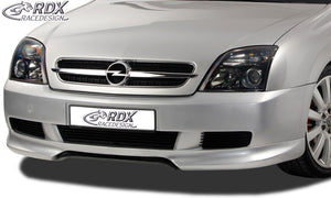 LK Performance RDX Front Spoiler OPEL Vectra C (-2005) - LK Auto Factors