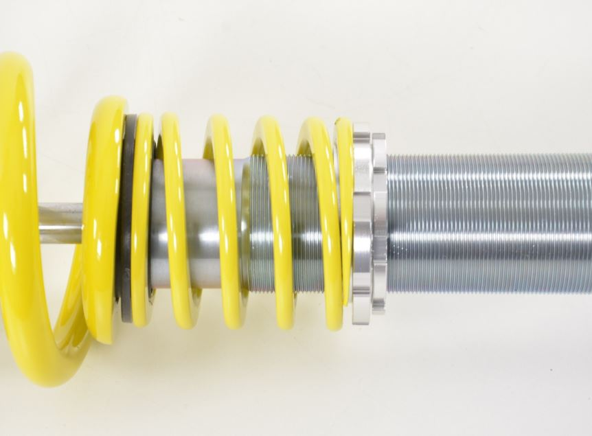 LK Performance Coilover Kit hardness adjustable For Seat Altea 5P/5PN year 2004 with 50 mm strut - LK Auto Factors