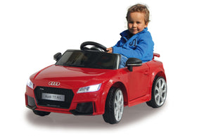 Ride-on Audi TT RS red 12V SALOON & HOT HATCHES