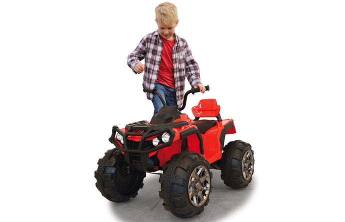 Ride-on Protector Quad 12V Red