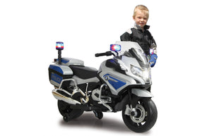 Ride-on Motorbike BMW R1200 RT -Police 12V