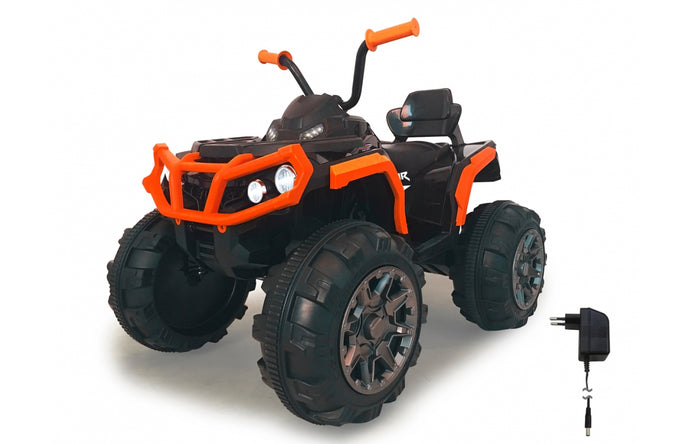 Ride-on Quad Protector orange 12V
