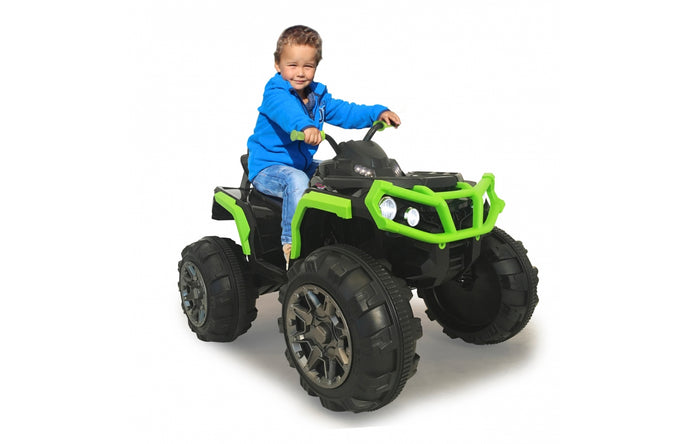 Ride-on Quad Protector green 12V