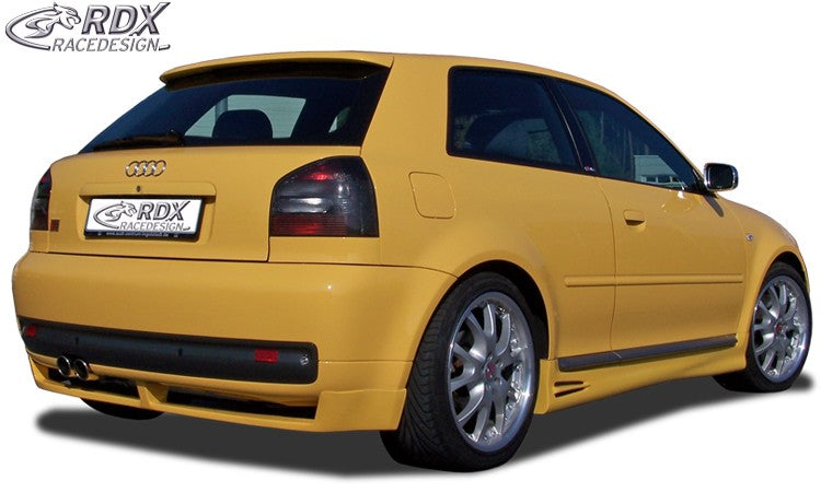 "LK Performance RDX rear bumper extension AUDI S3-8L ""GT4"" - LK Auto Factors"