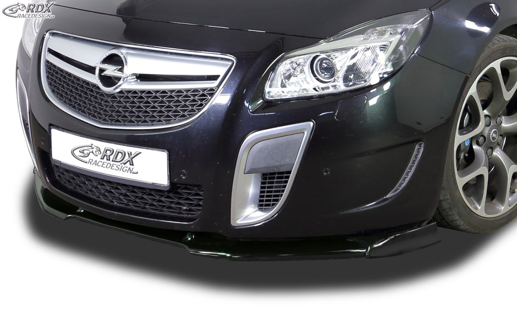LK Performance RDX Front Spoiler VARIO-X OPEL Insignia OPC (-2013) (Fit for OPC and Cars with OPC Frontbumper) Front Lip Splitter - LK Auto Factors