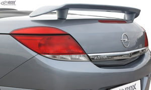 LK Performance RDX rear spoiler KFZ OPEL Astra H - LK Auto Factors