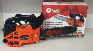 Portable 25.4cc Petrol Chainsaw