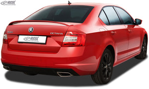 "LK Performance RDX rear spoiler SKODA Octavia 3 (5E) Sedan ""RS-Look"" - LK Auto Factors"