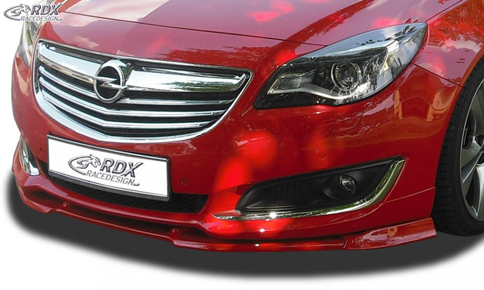 LK Performance RDX Front Spoiler VARIO-X OPEL Insignia OPC-Line (2013+) (Fit for Cars with OPC-Line Frontlip) Front Lip Splitter - LK Auto Factors