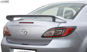 LK Performance RDX rear spoiler MAZDA 6 (GH) 2008-2010 - LK Auto Factors