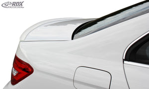 LK Performance RDX Trunk lid spoiler MERCEDES C-Class W204 - LK Auto Factors