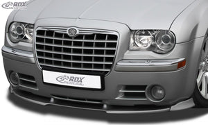 LK Performance RDX Front Spoiler VARIO-X CHRYSLER 300C Front Lip Splitter - LK Auto Factors