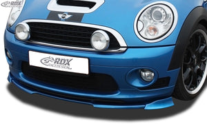 LK Performance RDX Front Spoiler VARIO-X MINI R56 / R57 (for cars with Hypersport Aerodynamic-Kit) Front Lip Splitter - LK Auto Factors