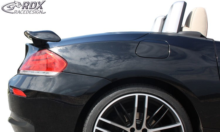 LK Performance RDX rear spoiler BMW Z4 E89 - LK Auto Factors