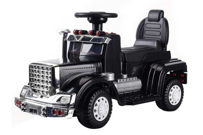 6V Ride On Truck Black - LK Auto Factors