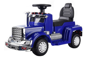 6V Ride On Truck Blue - LK Auto Factors
