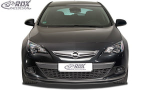 LK Performance RDX Front Spoiler OPEL Astra J GTC (for OPC-Line Front!) - LK Auto Factors
