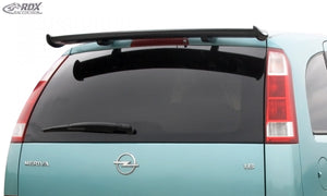 LK Performance RDX Roof Spoiler OPEL Meriva A 2003-2010 - LK Auto Factors