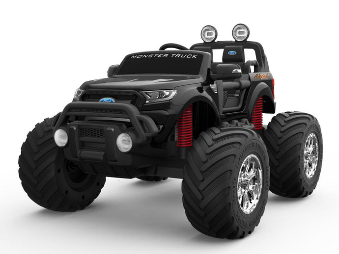 12V Licensed Childrens Ride On Electric Ford Ranger Monster Truck - LK Auto Factors