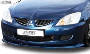 LK Performance RDX Front Spoiler VARIO-X MITSUBISHI Lancer (CS0) 2003-2007 Front Lip Splitter - LK Auto Factors