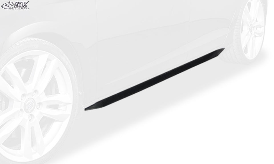 "LK Performance RDX Sideskirts VOLVO V60 / S60 -2013 ""Slim - LK Auto Factors"