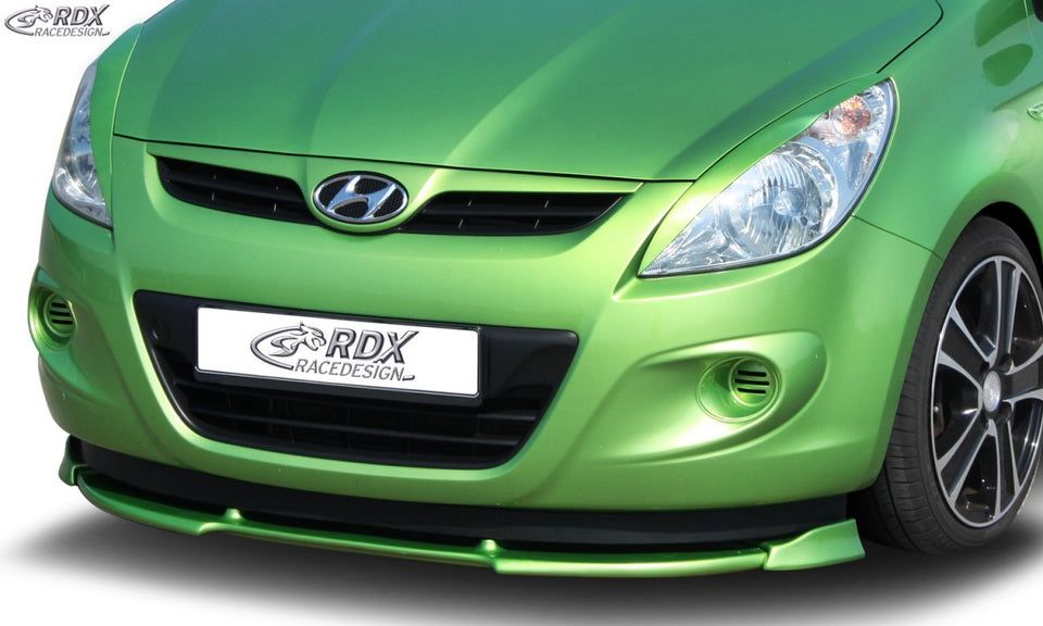 LK Performance RDX Headlight covers HYUNDAI i20 PB / PBT (2008-2012) - LK Auto Factors
