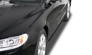 "LK Performance RDX Sideskirts VOLVO S80 2006-2016 / V70 2007-2016 ""Slim"" - LK Auto Factors"
