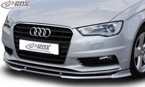 LK Performance front spoiler VARIO-X VW Polo 6C GTI front lip front attachment - LK Auto Factors